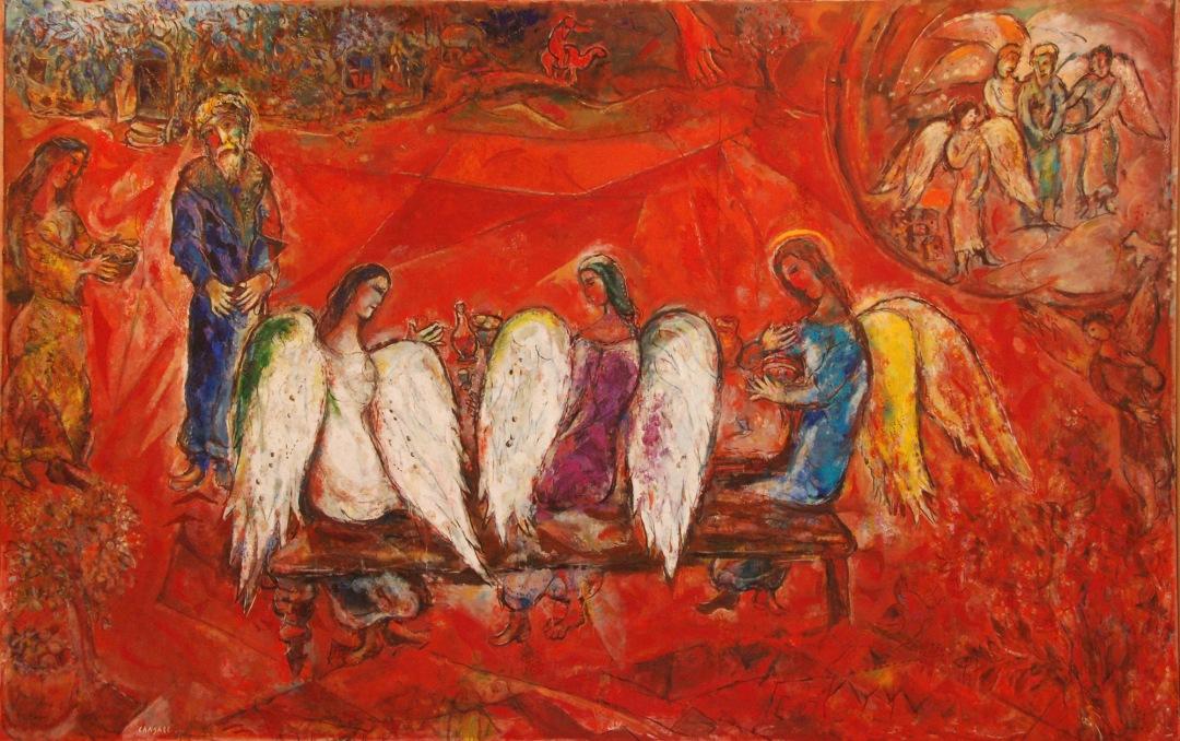 Chagall- la trinité au chêne de Mambré.jpg